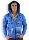 AyeGear H13 - Hoodie , Hoodie - AyeGear, AyeGear - Travel Clothing, Carry Your iPad | Travel Vests | Hoodies | Jackets | Tees  - 6