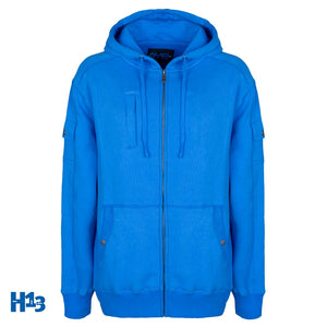 AyeGear H13 - Hoodie Blue / Small, Hoodie - AyeGear, AyeGear - Travel Clothing, Carry Your iPad | Travel Vests | Hoodies | Jackets | Tees  - 11