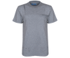 AyeGear - 3 Pocket Tshirt Small / Heather Grey, Tshirt - AyeGear, AyeGear - Travel Clothing, Carry Your iPad | Travel Vests | Hoodies | Jackets | Tees  - 2