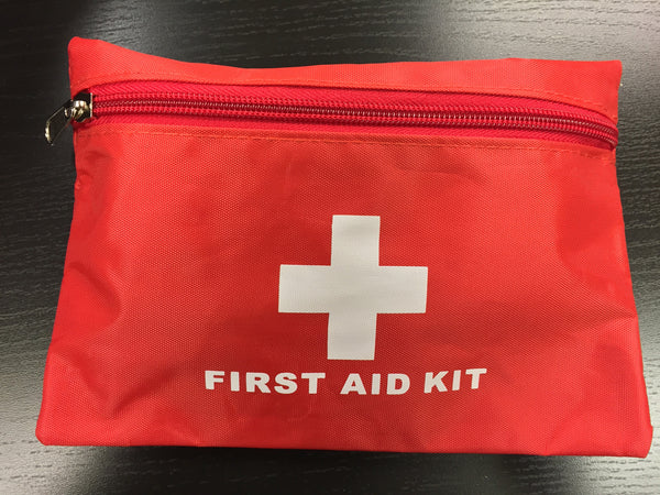 Compact First Aid Kit , Accessory - AyeGear, AyeGear - Travel Clothing, Carry Your iPad | Travel Vests | Hoodies | Jackets | Tees