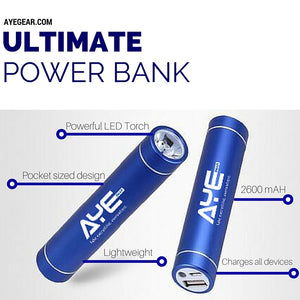 multipurpose powerbank for smarthphones