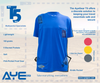 AyeGear 5 Pocket Tshirt , Tshirt - AyeGear, AyeGear - Travel Clothing, Carry Your iPad | Travel Vests | Hoodies | Jackets | Tees  - 7