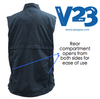 AyeGear V23 - Travel Vest , Travel Vest - AyeGear, AyeGear - Travel Clothing, Carry Your iPad | Travel Vests | Hoodies | Jackets | Tees  - 7