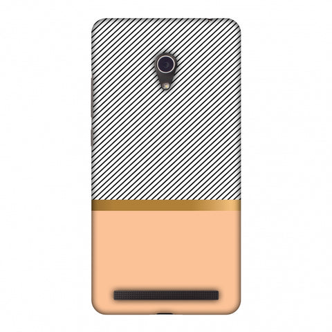 Stripe Away Slim Hard Shell Case For ASUS Zenfone 6 A600CG