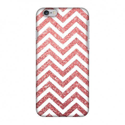 All That Glitters: Chevron Slim Hard Shell Case For Apple iPhone 6