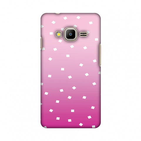 Pink Bits Slim Hard Shell Case For Samsung Z2
