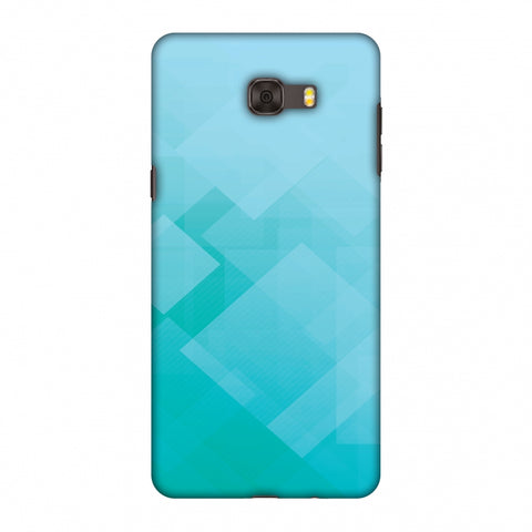 Intersections 3 Slim Hard Shell Case For Samsung Galaxy C9 Pro