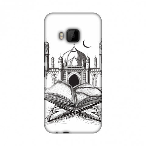 Quran Slim Hard Shell Case For HTC One M9