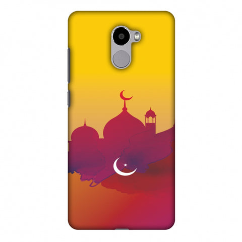 Places Of Worship 1 Slim Hard Shell Case For Xiaomi Redmi 4