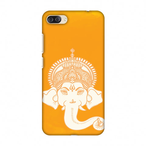 Almighty Ganesha Slim Hard Shell Case For Asus Zenfone 4 Max ZC554KL