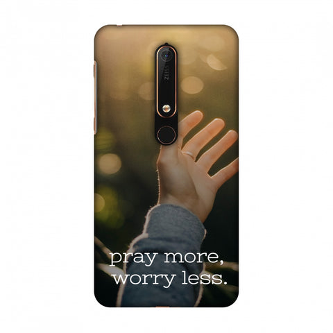 Quran 3 Slim Hard Shell Case For Nokia 6 2018