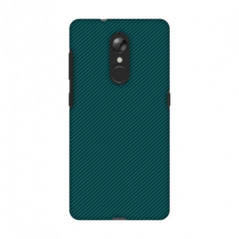 Shaded Spruce Texture Slim Hard Shell Case For Lenovo K8