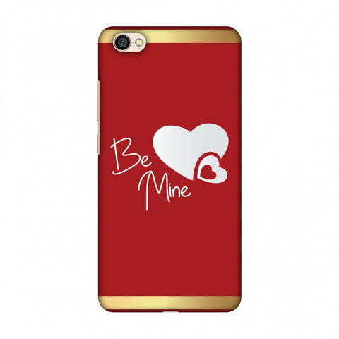 Be Mine Slim Hard Shell Case For Xiaomi Redmi Y1 Lite