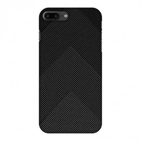 Carbon Fibre Redux 4 Slim Hard Shell Case For Apple iPhone 7 Plus