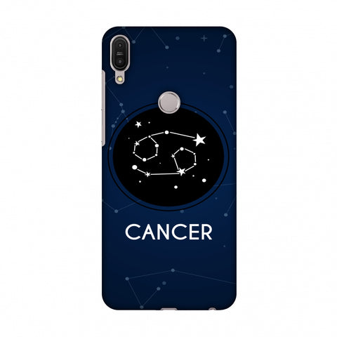 Stars Cancer Slim Hard Shell Case For Asus Zenfone Max Pro M1
