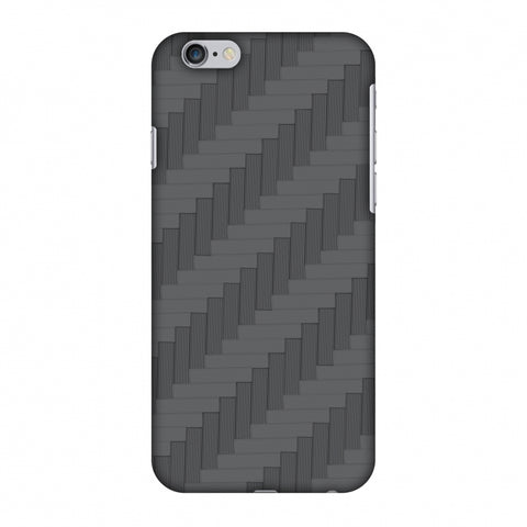 Carbon Fibre Redux 8 Slim Hard Shell Case For Apple iPhone 6