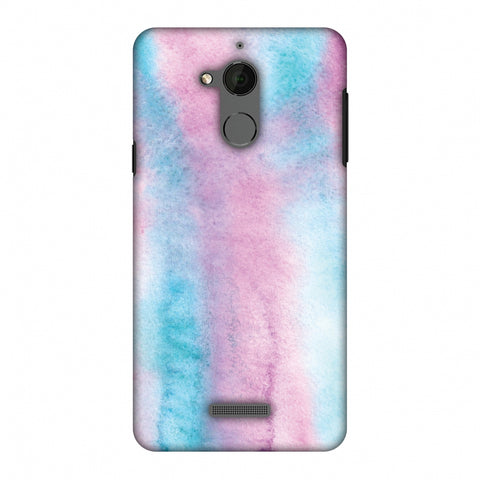 Galaxy Marble 1 Slim Hard Shell Case For Coolpad Note 5
