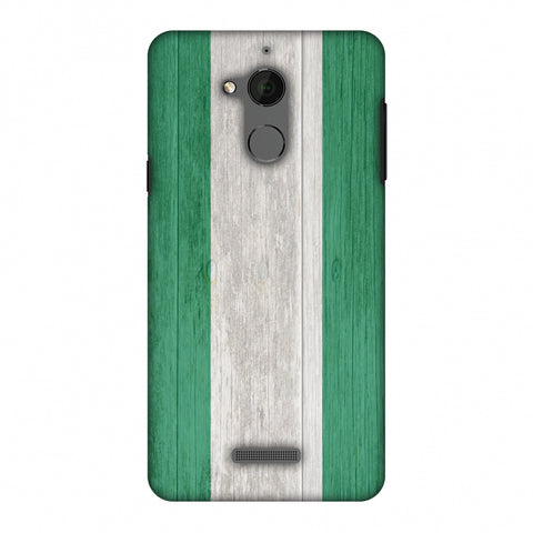 Nigeria Flag - Textures Slim Hard Shell Case For Coolpad Note 5