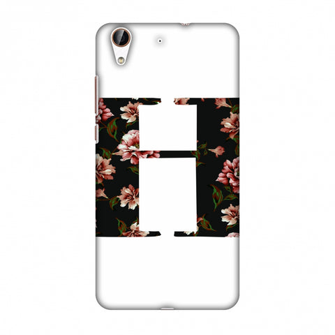 Floral Fill - H Slim Hard Shell Case For Huawei Honor 5A