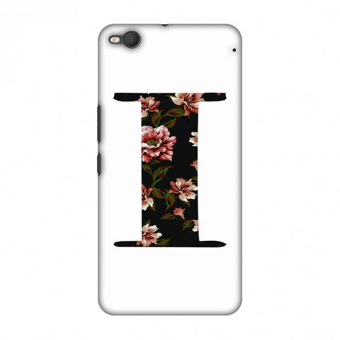 Floral Fill - I Slim Hard Shell Case For HTC One X9