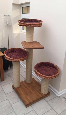 tigga towers and scratching posts
