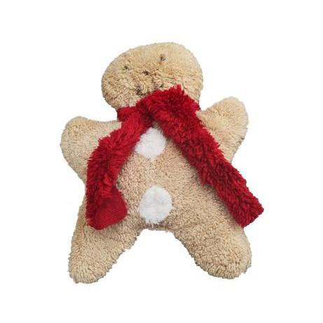 Catnip Gingerbread Man - winter cat toy