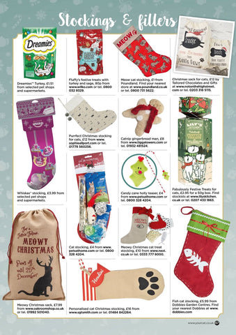 Your Cat magazine - Christmas Gift Guide