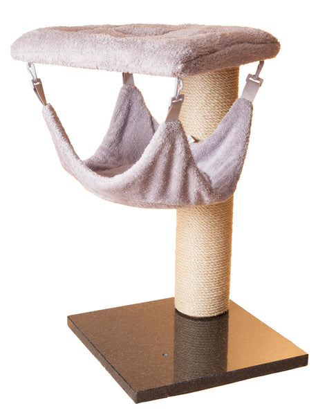 Luxury climbing posts for cat - Tigga Towers
