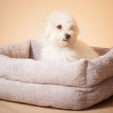 Small luxury super soft dog beds - Tigga Towers