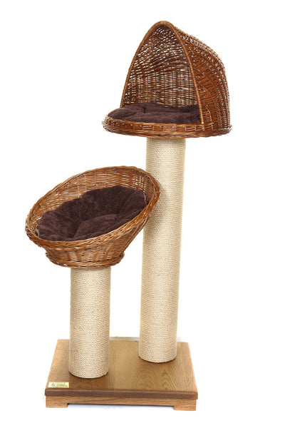 Luxury cat play tower - Tigga Towers