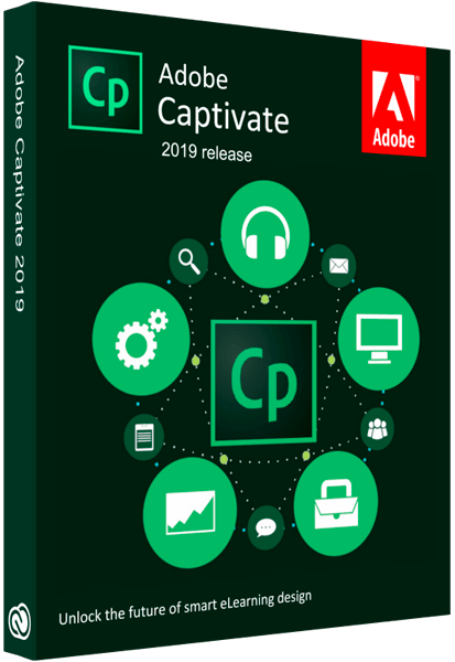Adobe Captivate 2019 (MAC Only) Lifetime License