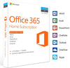 Microsoft Office 365 Home - 6 Users PC/MAC - 1 Year