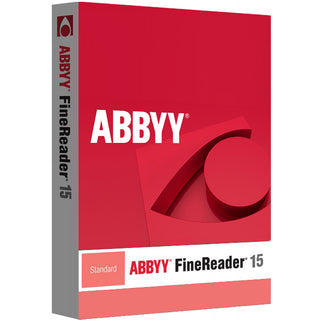 ABBYY FineReader 15 Standard / Windows