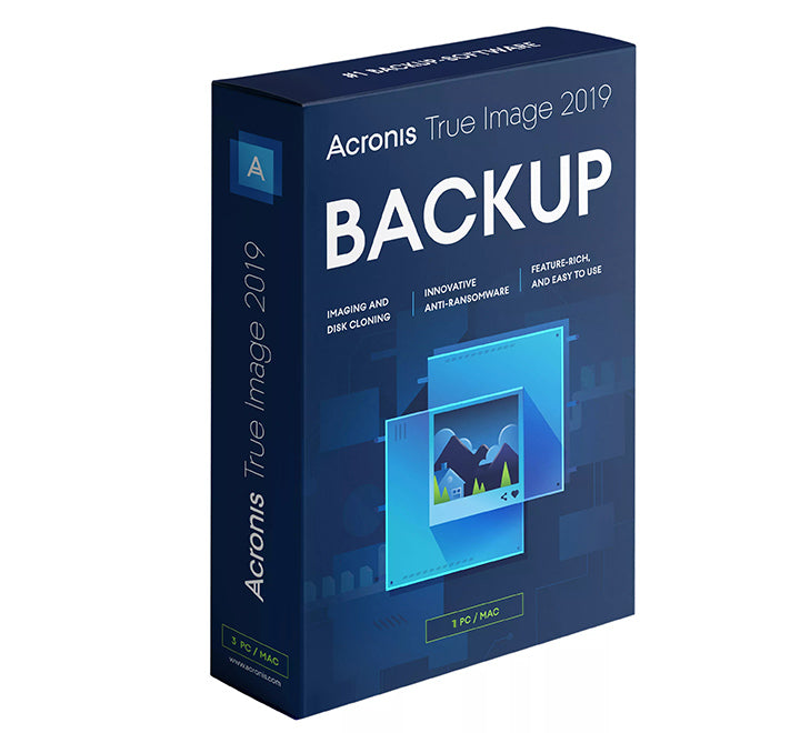 Acronis True Image 2019 1 Device