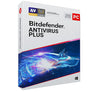 Bitdefender 2021 Antivirus Plus (1 PC -1 Year), Europe