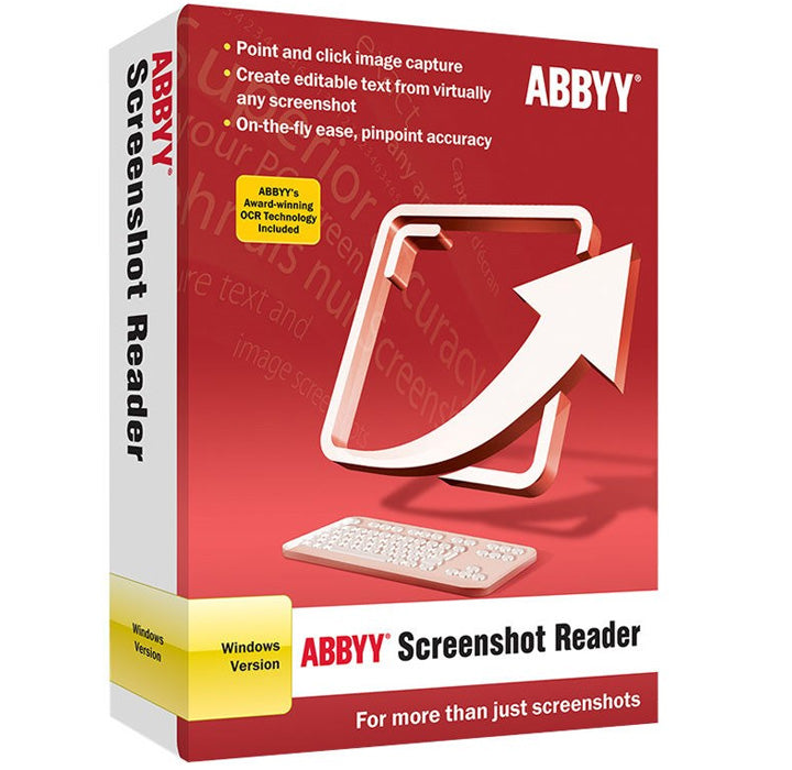 ABBYY Screenshot Reader /Windows