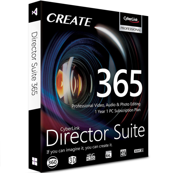 CyberLInk Director Suite 365 (1 year license)