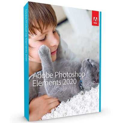 Adobe Photoshop Elements 2020 Mac Only