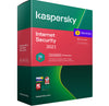 Kaspersky Internet Security 2021 - 3 Devices MD 2 Year EU