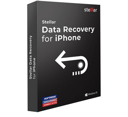 Stellar Data Recovery for iPhone® 1Year