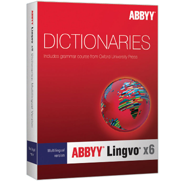 ABBYY Lingvo x6 Pro Multilingual  /Windows