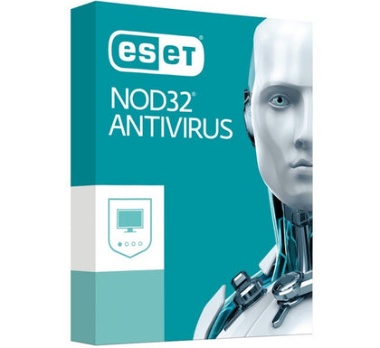 ESET NOD32 Antivirus - 1 User 1 Year
