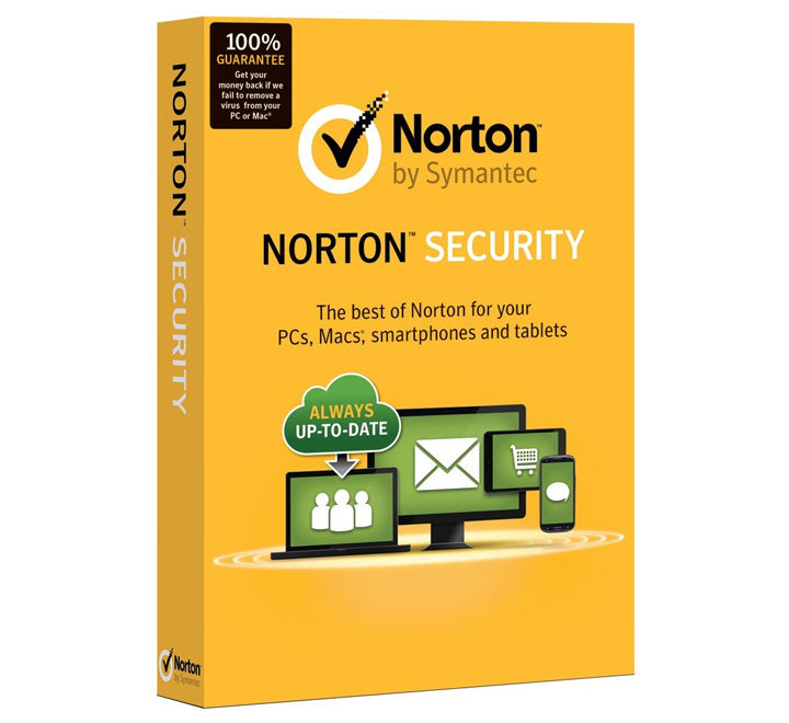 Norton Security 1 PC 1 Year