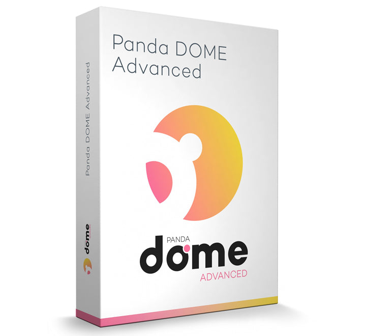 Panda Dome Advanced - 3 Users 1 Year