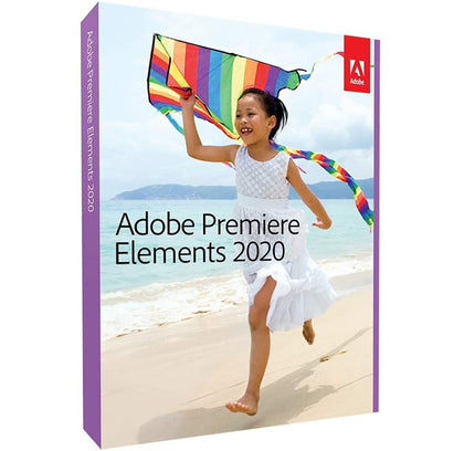Adobe Premiere Elements 2020 Windows Only