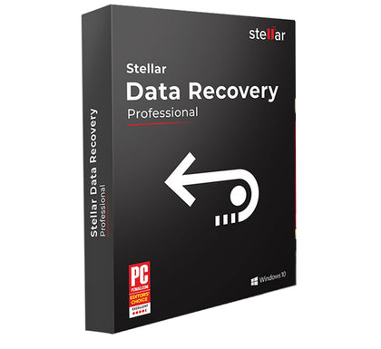 Stellar Data Recovery Professional 9 1Year