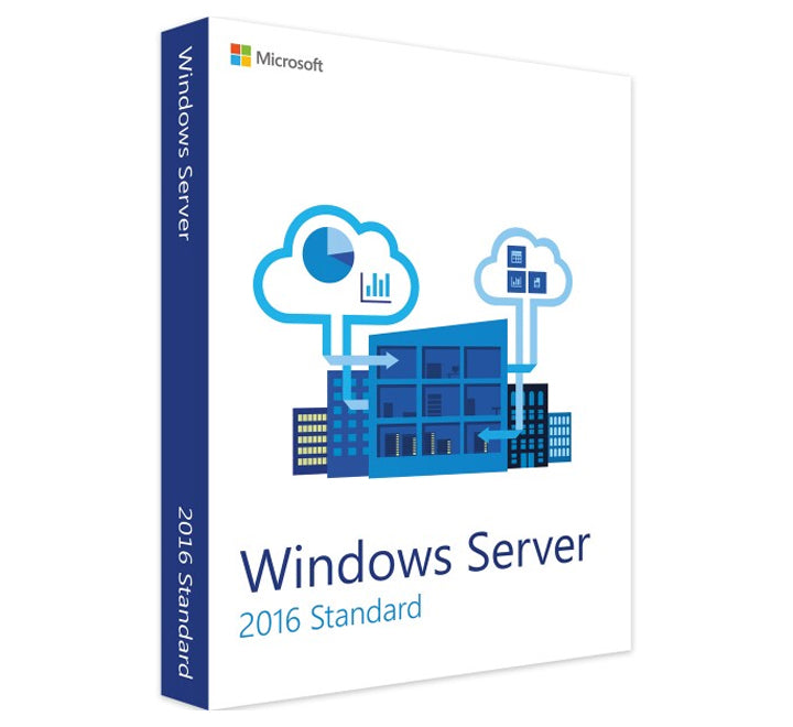 Windows Server 2016 Standard