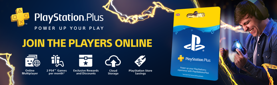 playstation plus, ps4