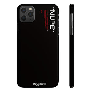 Kappa Alpha Psi Phone Case - Black (Snap)