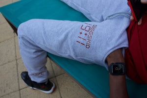 NupeTech Sweatpants (Grey)